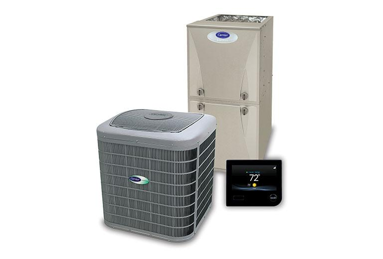 ductless air conditioner, heat pump, and furnace for Ingham County residents